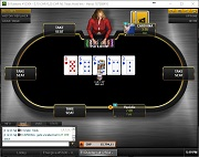 Aconcagua Poker No Limit Texas Holdem Table