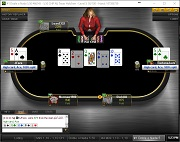 Aconcagua Poker Double or Nothing Sit and Go Tournament