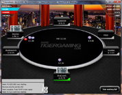 Tiger Gaming Poker No Limit Texas Holdem Table