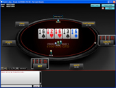Buzz Poker Pot Limit Omaha Cash Table