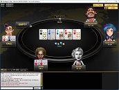 PlanetWin365.IT No Limit Texas Holdem Short Handed Table
