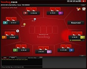 Bodog Poker Holdem Full Ring Table
