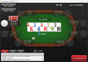 GoldPokerPro No Limit Texas Holdem Full Ring Table