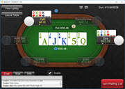 GoldPokerPro Pot Limit Omaha Table