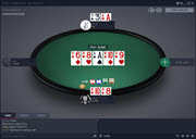 VBet Poker No Limit Holdem 4-max Table