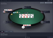 Vbet Poker Pot Limit Omaha Table
