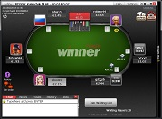 Winner Poker No Limit Texas Holdem Short Handed 6-max Table