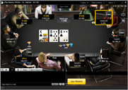 Bwin Poker No Limit Texas Holdem Full Ring Table