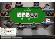 Poker Mira No Limit Texas Holdem Full Ring Table