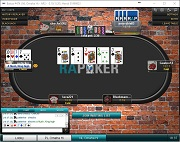 Red Argentina de Poker No Limit Omaha High Table