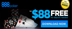888 Poker Rakeback 2019 - German and LATAM players