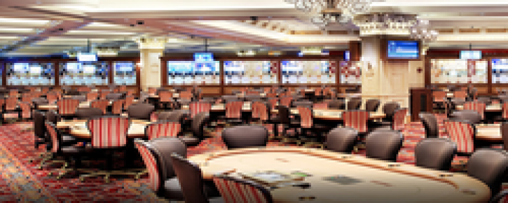 About Sands Poker Room