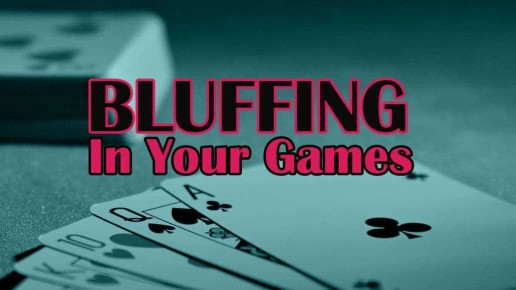 Best Bluffing Tips 2020