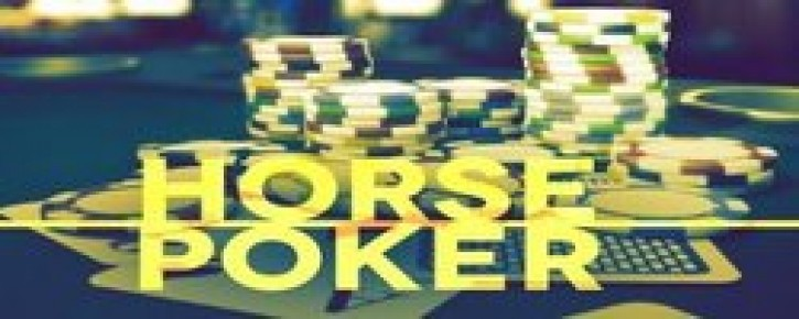 HORSE Poker Rules and Strategy