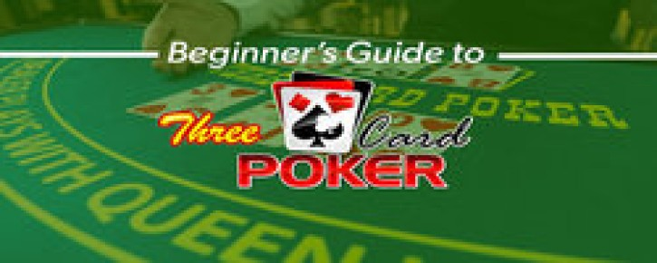Three Card Poker Rules and Strategy