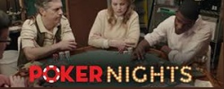 Actor Chris Parnell Hosts Poker Nights Show on PokerGO