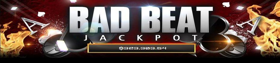 BETONLINE $100,000 BAD BEAD JACKPOT
