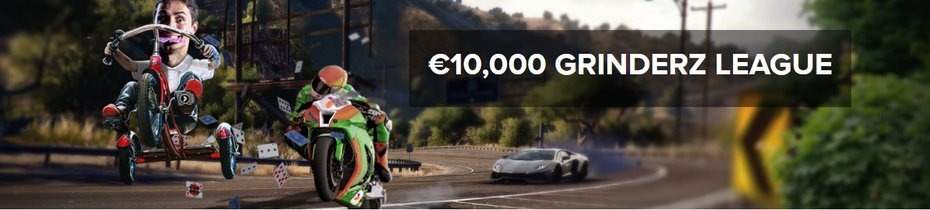 €10,000 GRINDERZ LEAGUE