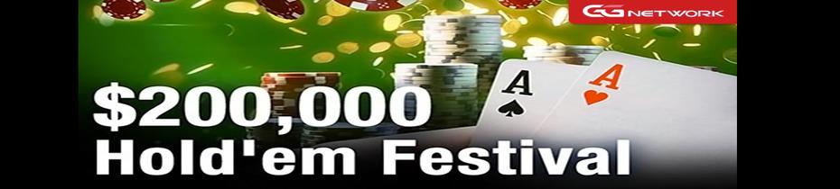 BESTPOKER $200,000 MONTHLY HOLDEM FESTIVAL