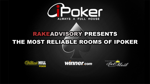 Sign up now on Winner and Iron Poker and earn up to 70% flat rakeback!