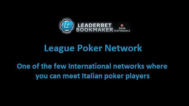 35% Flat Rakeback on the Italian based Network