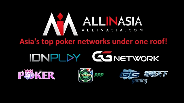 Asia's Top Poker Networks Under One Roof - 35% weekly flat rakeback